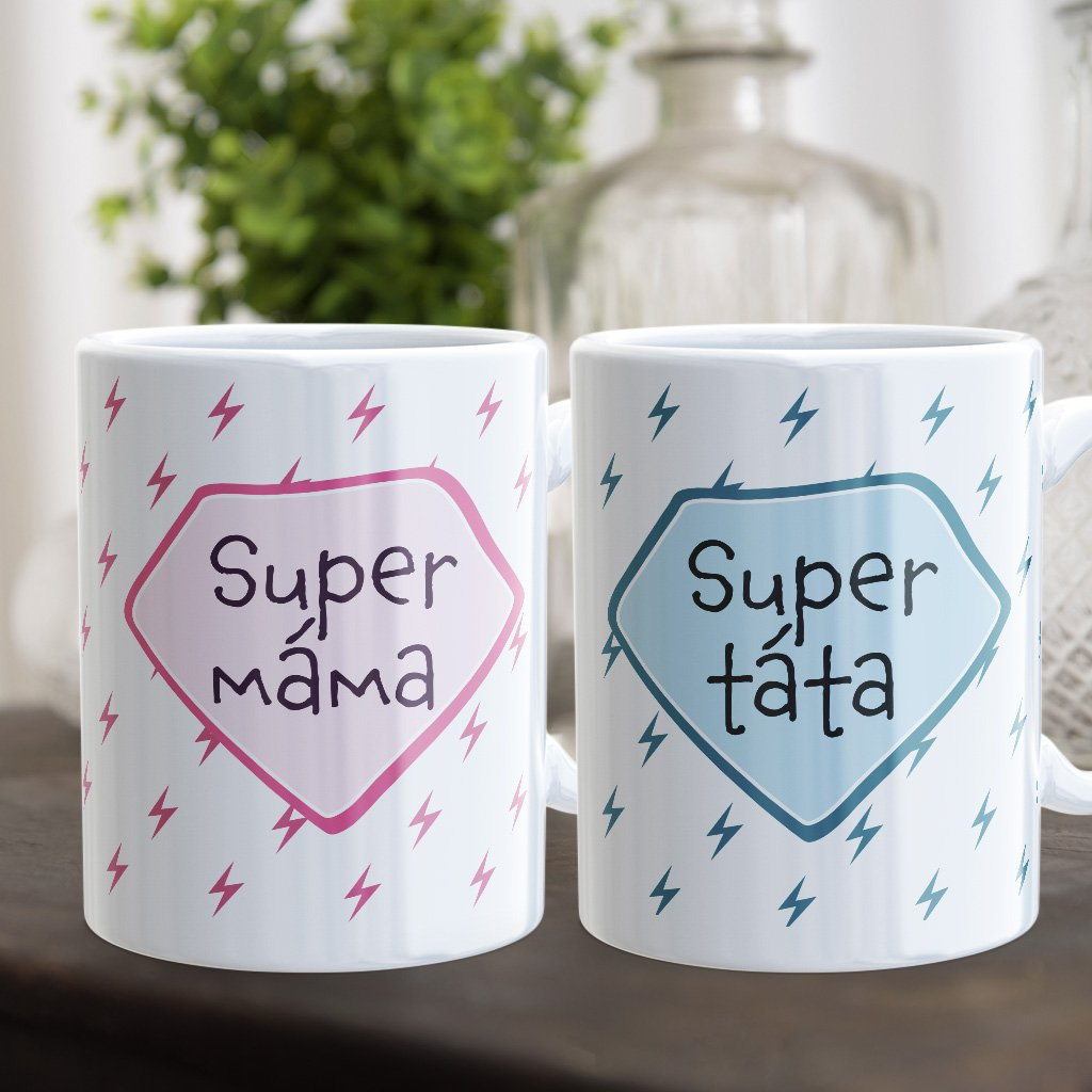 super tata super mama