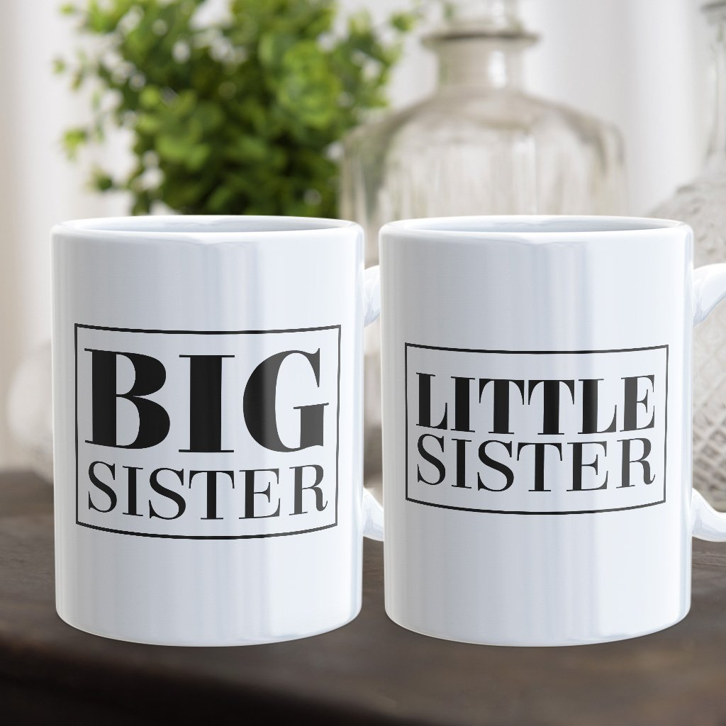 big and small sister